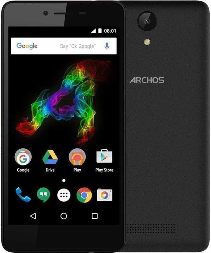 Archos 45d platinum, смартфоны - обзор