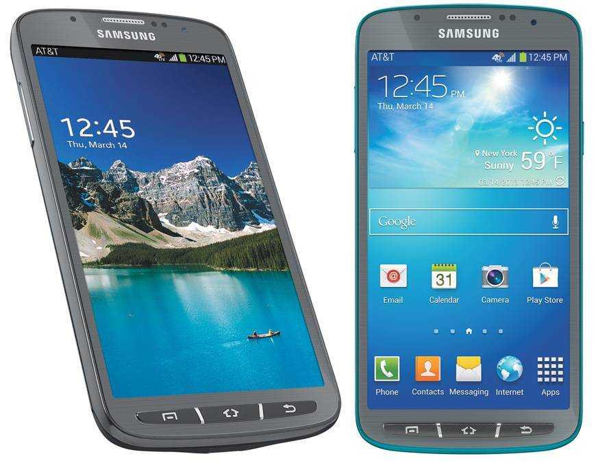 Смартфон samsung galaxy s4 active gt-i9295