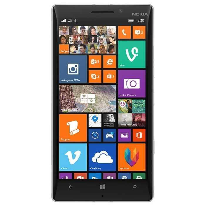 Мобильный телефон Nokia Lumia 930 - подробные характеристики обзоры видео фото Цены в интернет-магазинах где можно купить мобильный телефон Nokia Lumia 930