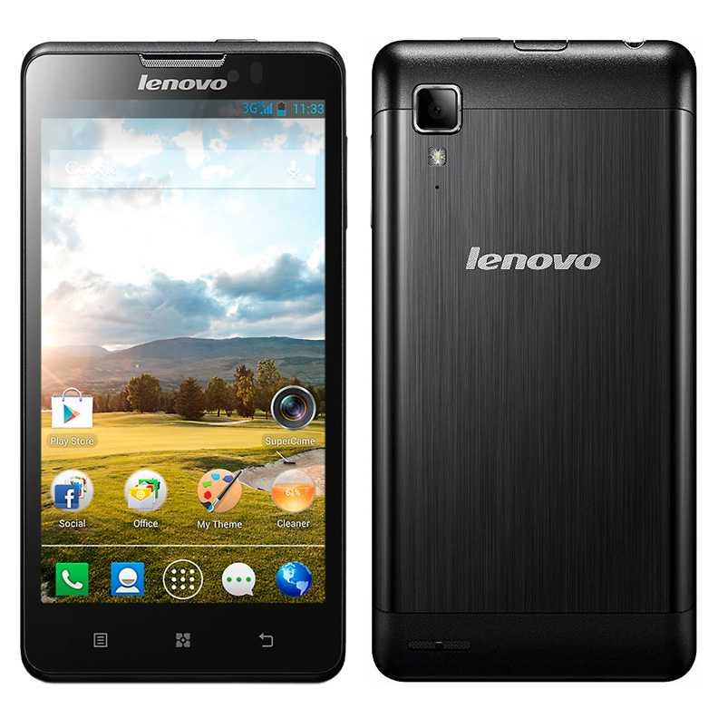 Lenovo p780 8gb (черный)