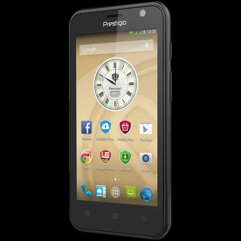 Мобильный телефон Prestigio MultiPhone 5400 Duo - подробные характеристики обзоры видео фото Цены в интернет-магазинах где можно купить мобильный телефон Prestigio MultiPhone 5400 Duo
