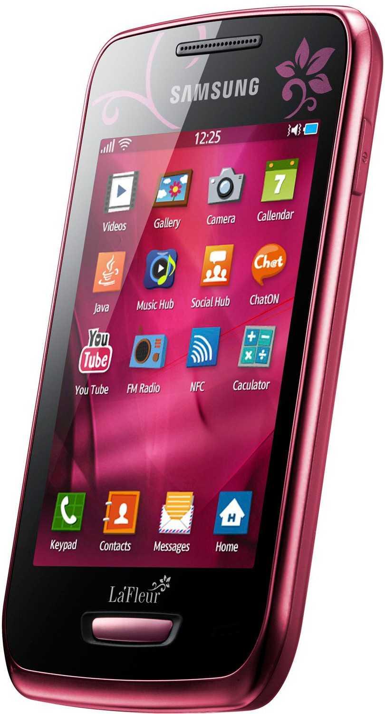 Смартфон samsung wave 723 gt-s7230 100 мб