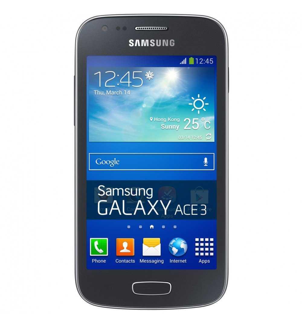 Смартфон samsung galaxy ace 3 gt-s7270 4 гб — купить, цена и характеристики, отзывы