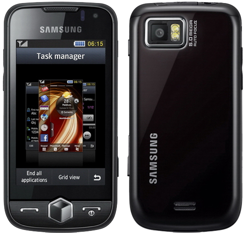 Samsung omnia m gt-s7530