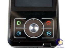 Описание мобильного телефонаmotorola rokr e6