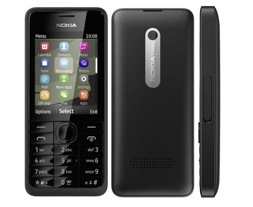 Телефон nokia 301.1 — купить, цена и характеристики, отзывы