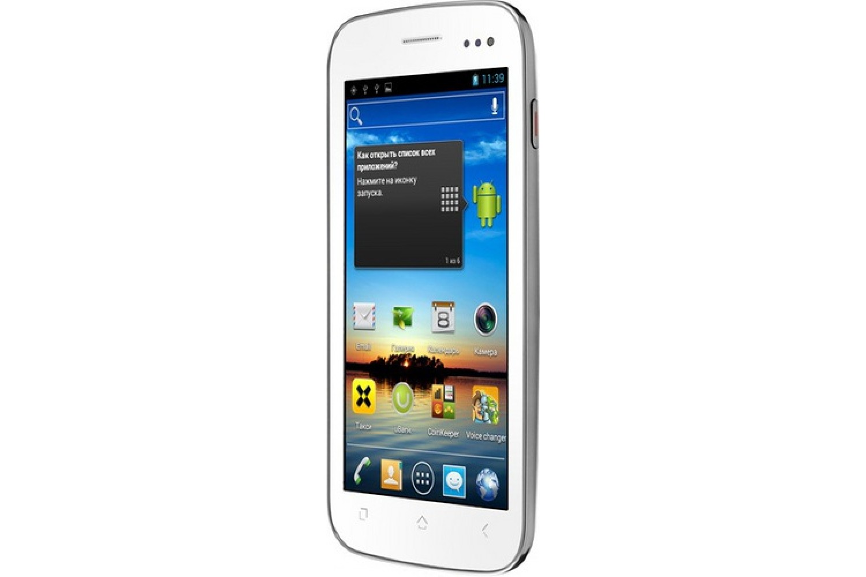Телефон флай iq450 quattro horizon 2 купить в москве