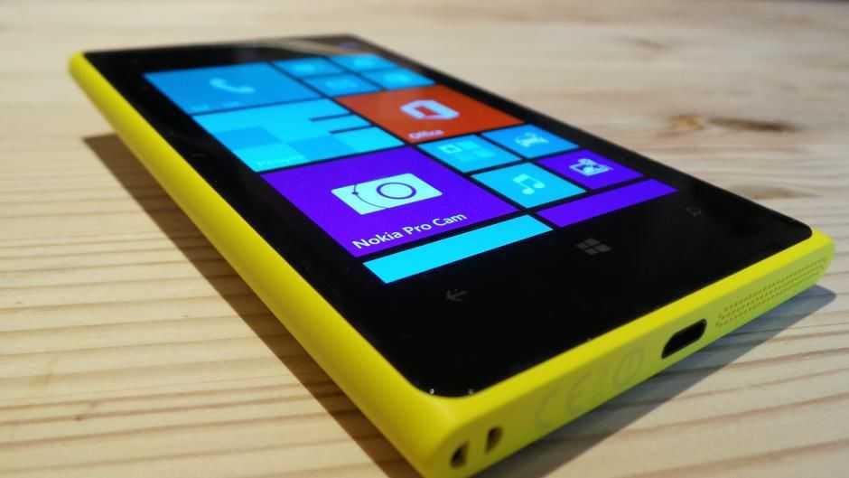 Nokia lumia 1020 (черный)