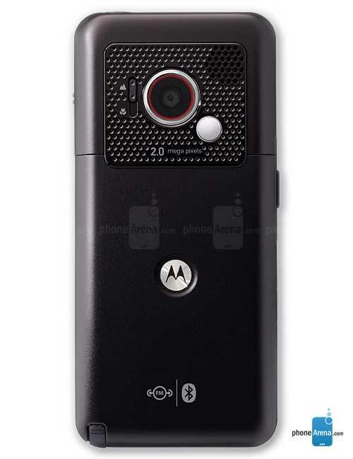 Motorola rokr w6
