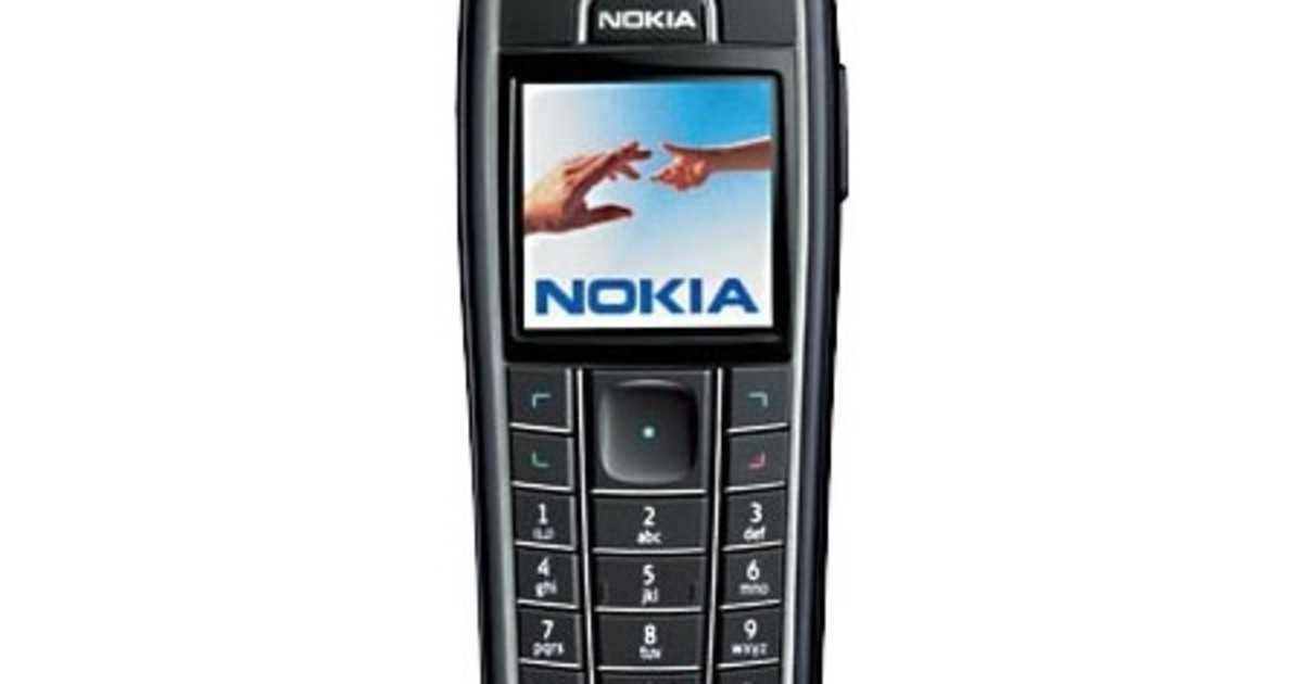Nokia 6230 - описание, характеристики, тест, отзывы, цены, фото