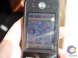 Motorola rokr e6 - описание телефона